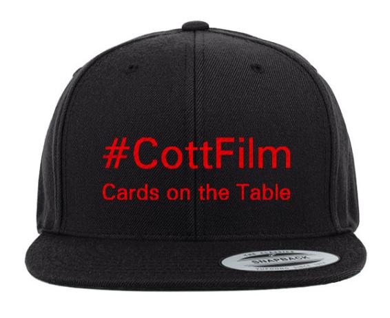 Snapback Cap #CottFilm